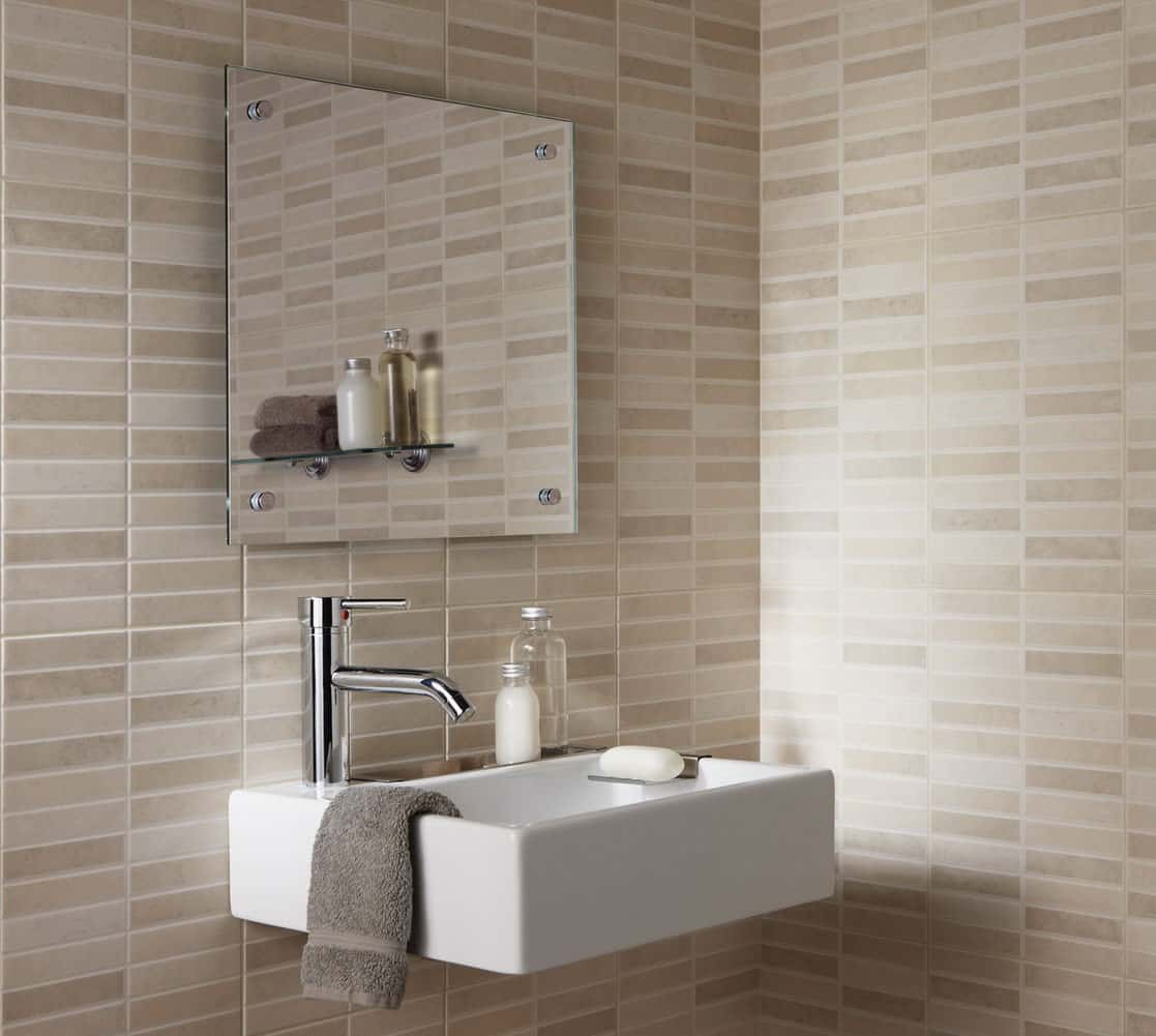Bathroom Tiles Design Image
