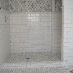 Ceramic Subway Tile Decoration