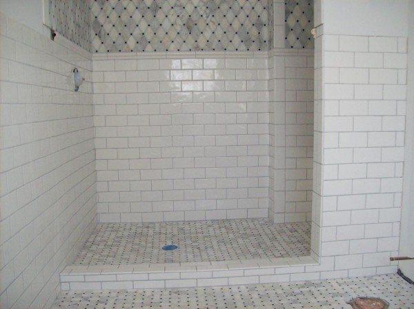 Ceramic Subway Tile Decoration