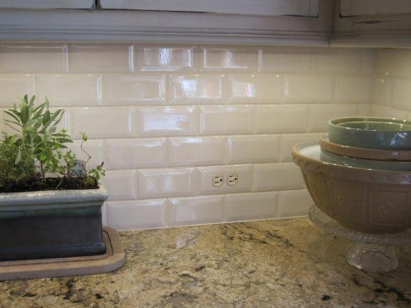 Ceramic Subway Tile Image