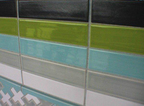 Ceramic Subway Tile Interior Design