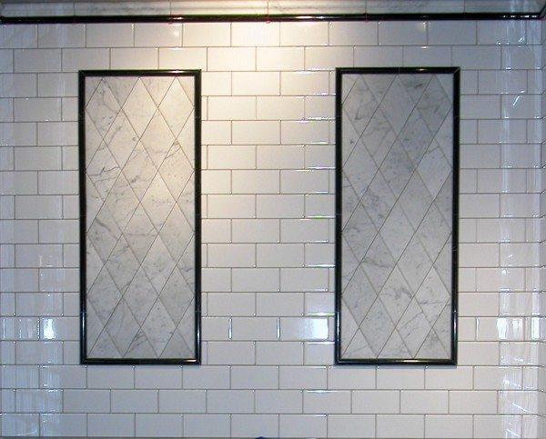 Ceramic Subway Tile Style