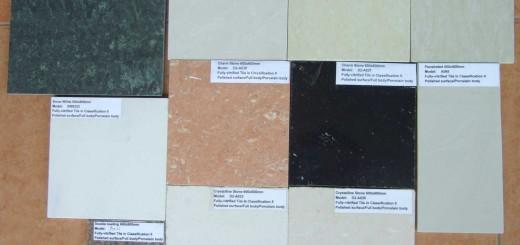 Free Tile Samples 2014