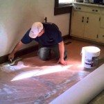 How To Install Tile Flooring 2014