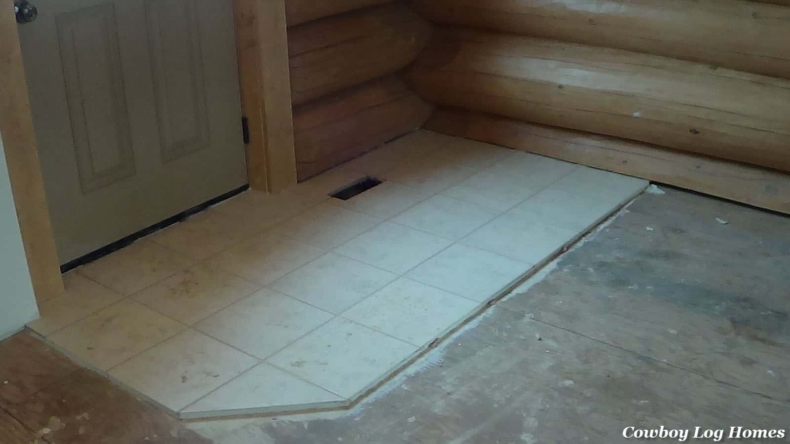 How To Install Tile Flooring Image – Contemporary Tile Design Ideas ...