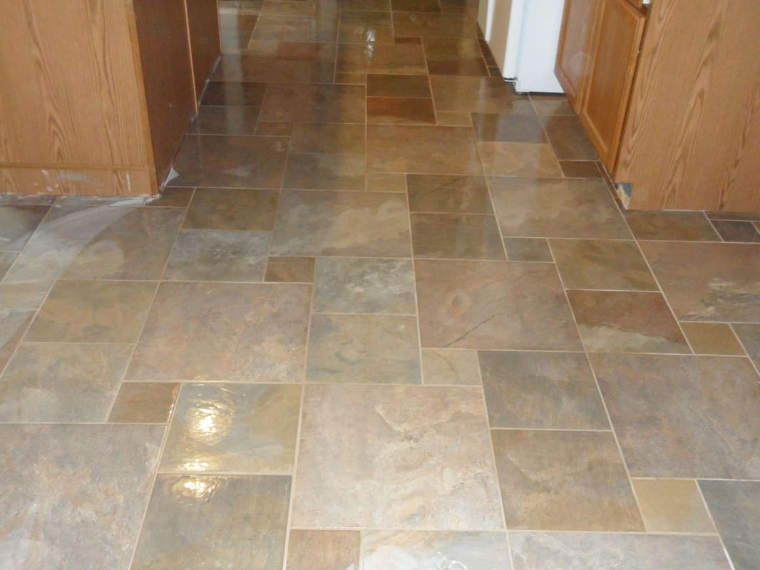 How To Install Tile Floor How To Install Tile Flooring Interior Design Floor Tile