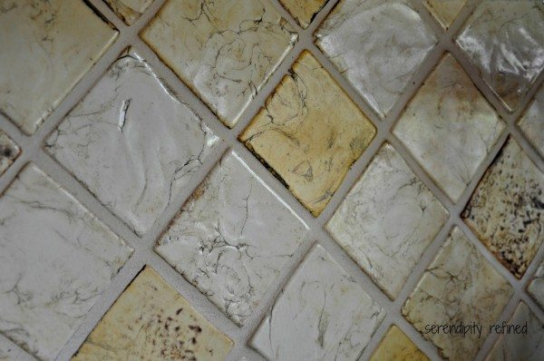 Painted Tiles Image