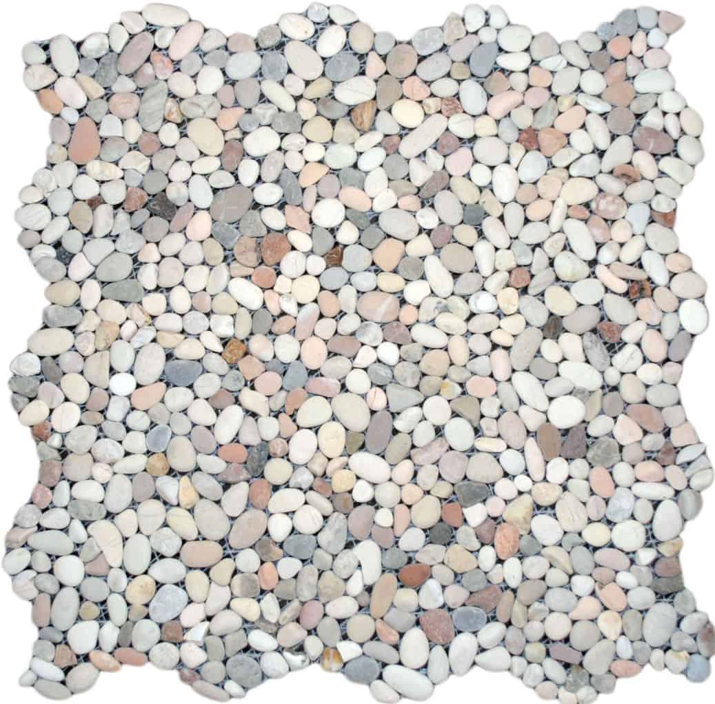 Pebble Tiles Interior Design Contemporary Tile Design