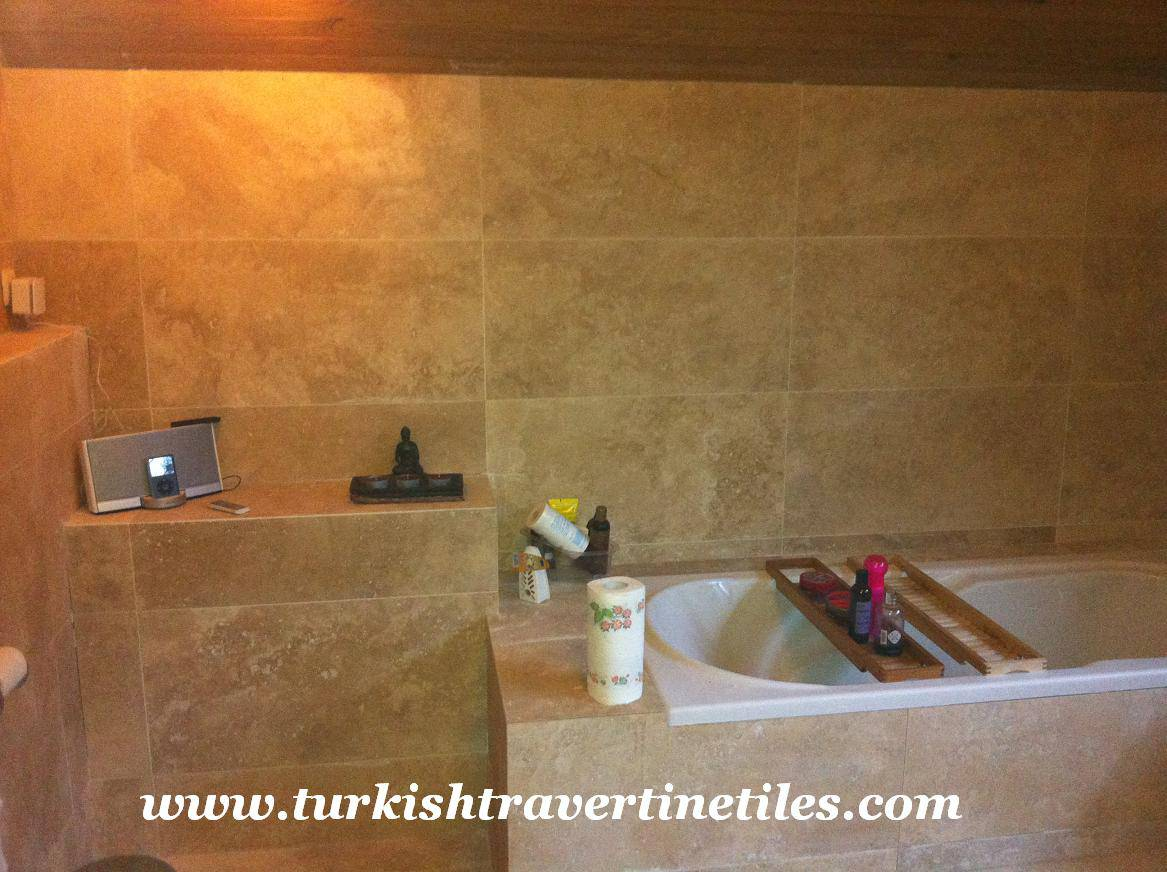 Travertine Wall Tiles 2014 Contemporary Tile Design Ideas From