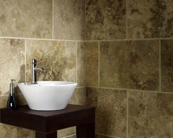 Travertine Wall Tiles Design