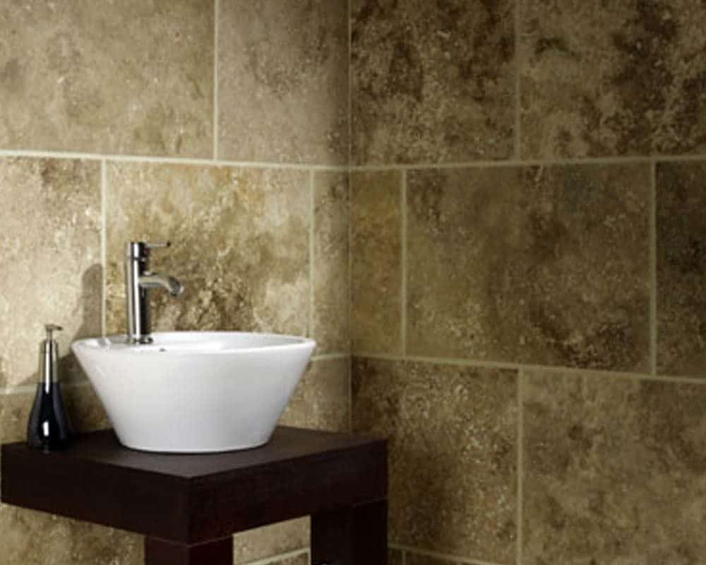 Travertine Wall Tiles Design Contemporary Tile Design Ideas From Around The World
