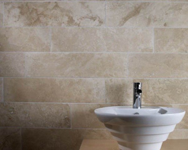 Travertine Wall Tiles Photo