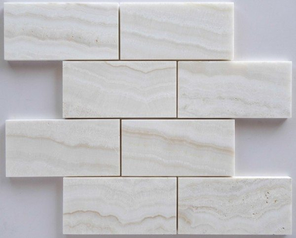 White Brick Tiles 2014