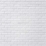 White Brick Tiles Home Design