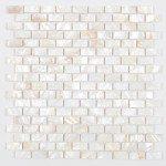 White Brick Tiles Image