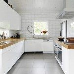 White Brick Tiles Interior Design