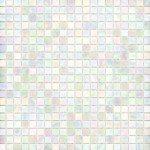 White Mosaic Tiles Style