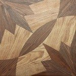 Wood Effect Tiles Decoration