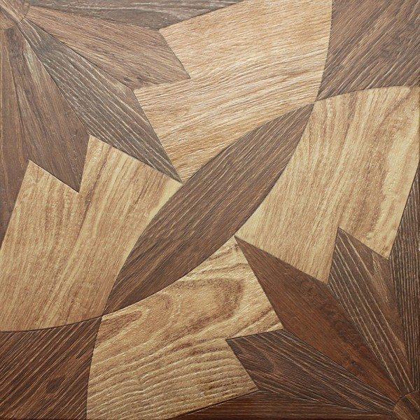 Wood Effect Tiles Decoration