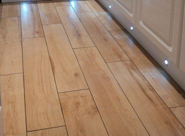 Wood Effect Tiles Design