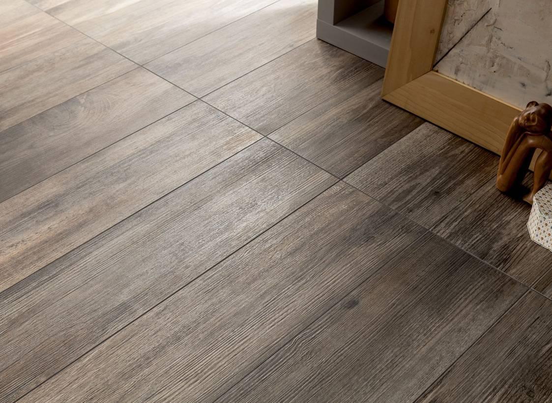 Beau Wooden Floor Tiles Decoration
