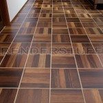 Wooden Floor Tiles Image