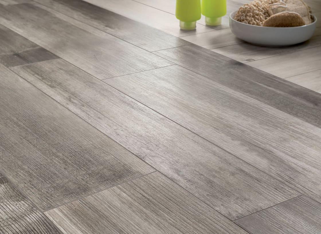 Wooden Floor Tiles Interior Design