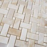 Basketweave Tile Photo