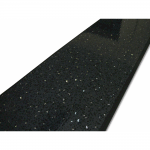 Black Sparkle Floor Tiles 2014