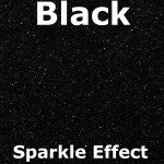 Black Sparkle Floor Tiles Image