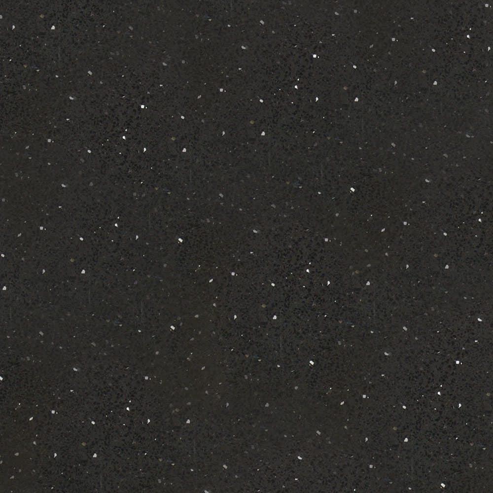black sparkle floor tiles interior design contemporary. Black Bedroom Furniture Sets. Home Design Ideas