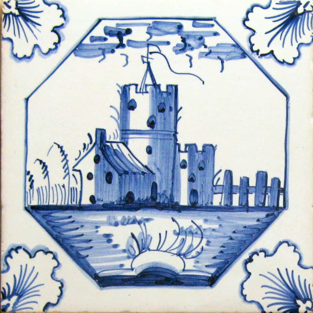 Delft Tiles Photo