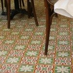 Encaustic Tiles Decoration