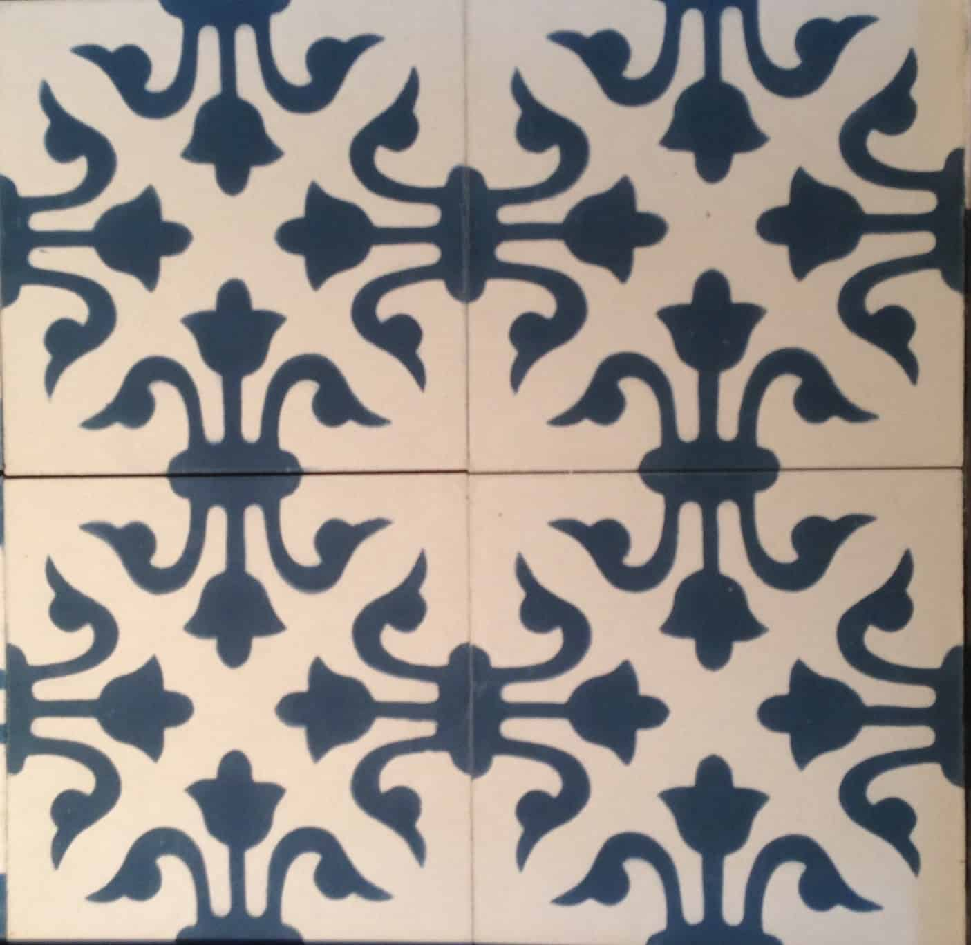 Encaustic Tiles Design-1