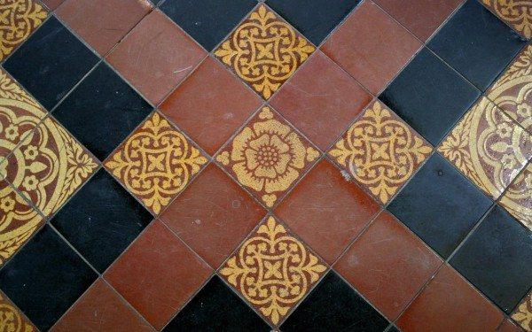 Encaustic Tiles Example