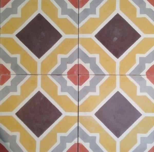 Encaustic Tiles Image