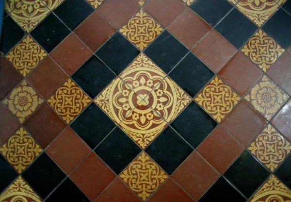 Encaustic Tiles Picture