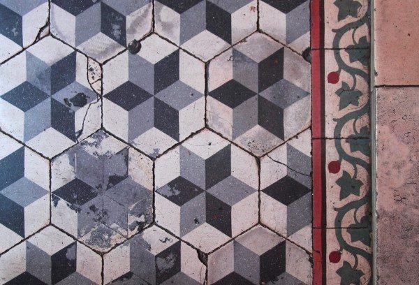 Encaustic Tiles Style