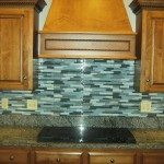 Glass Backsplash Tile Design-1