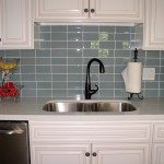 Glass Backsplash Tile Photo