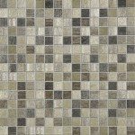 Glass Tile Mosaic Decoration