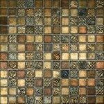 Glass Tile Mosaic Design