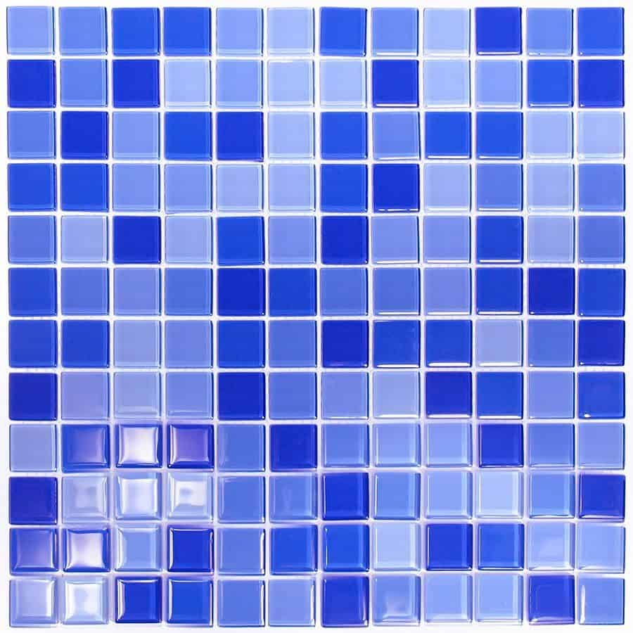 Glass Tile Mosaic Photo