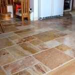 Kitchen Floor Tiles Interior Design