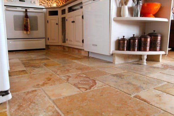 Kitchen Floor Tiles Style