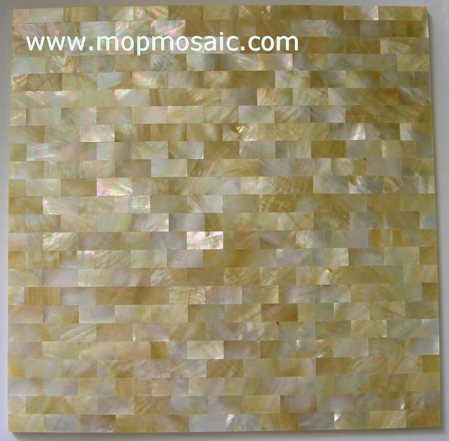 Mother Of Pearl Tiles Example