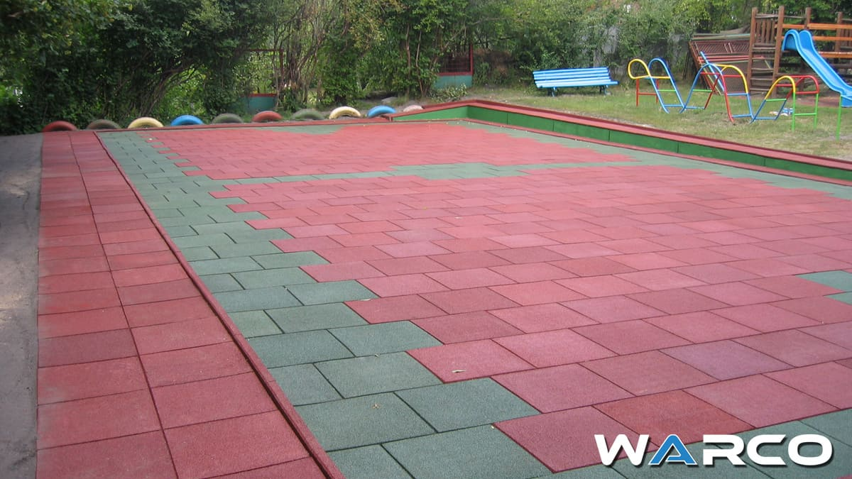 Outdoor Rubber Tiles Photo Contemporary Tile Design