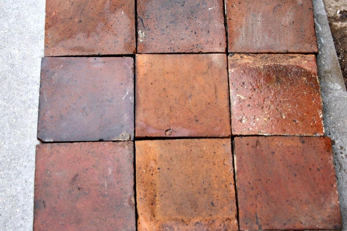 Quarry Tile Decoration Contemporary Tile Design Ideas