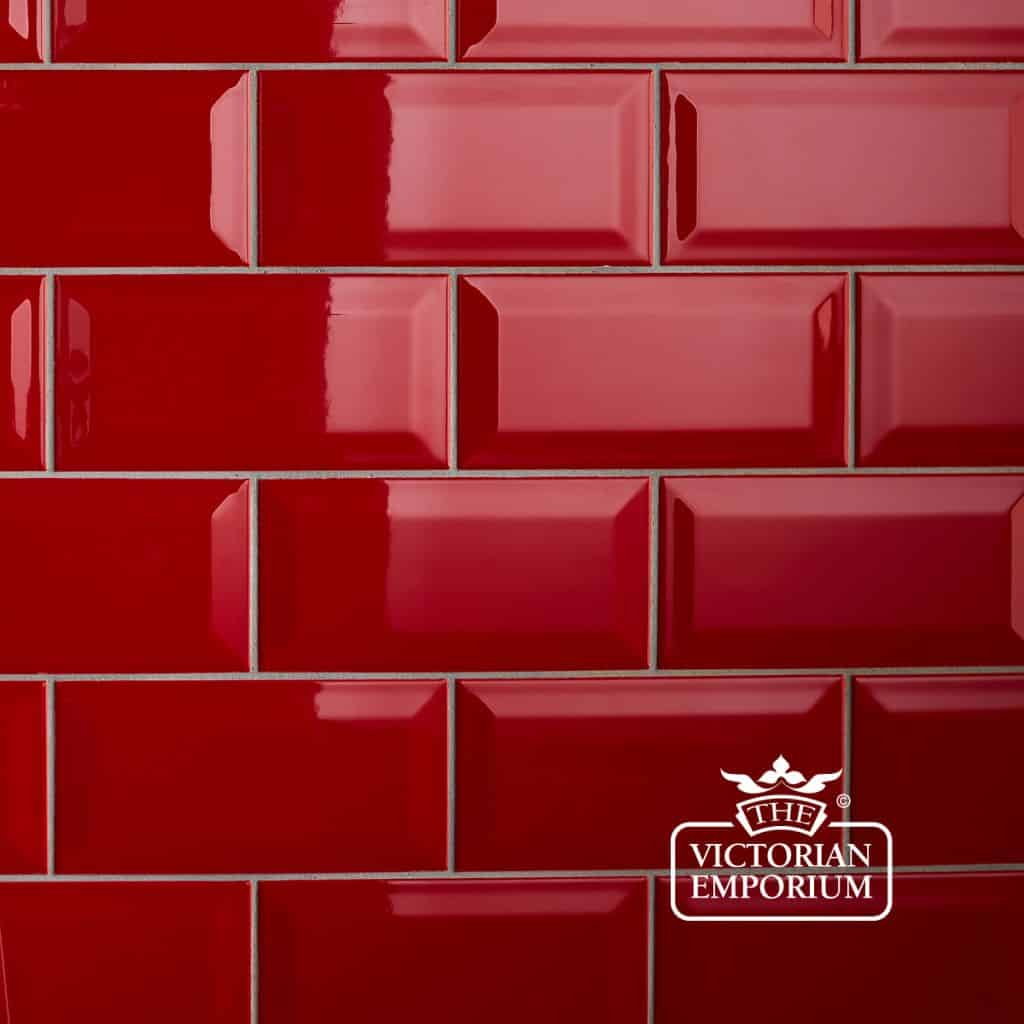 Red Tiles Home Design Contemporary Tile Ideas