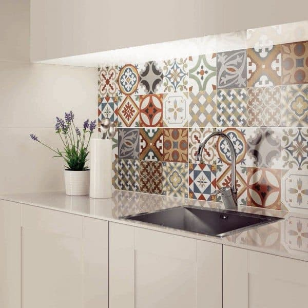 Roca Tile Decoration